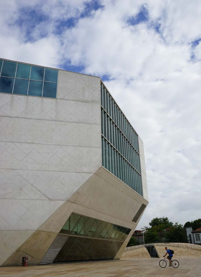 koolhaas porto music house architecture