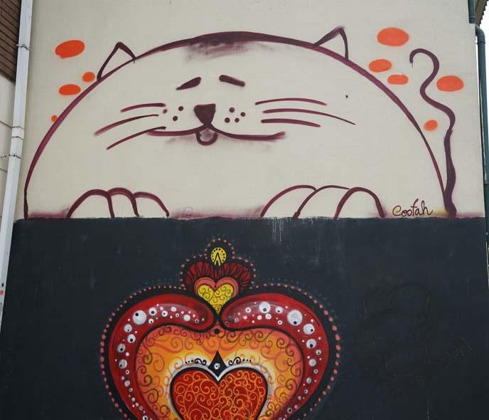 street art porto, murals