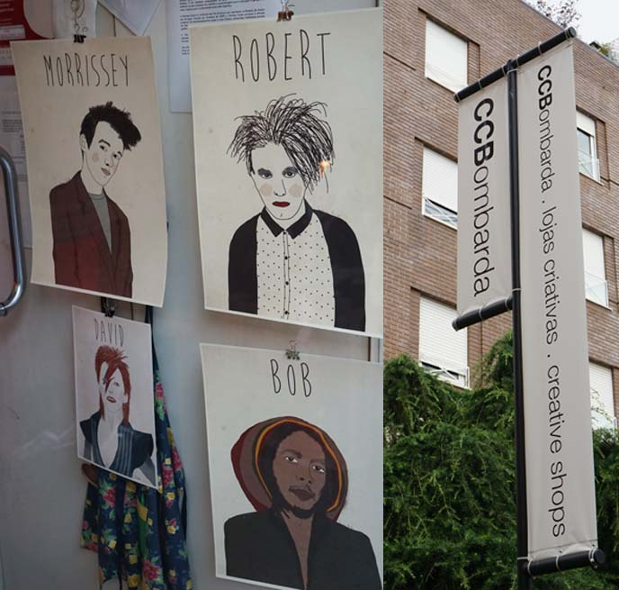bombarta art creative shop, portugal
