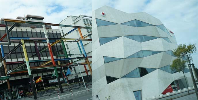 porto modern architecture, buildings