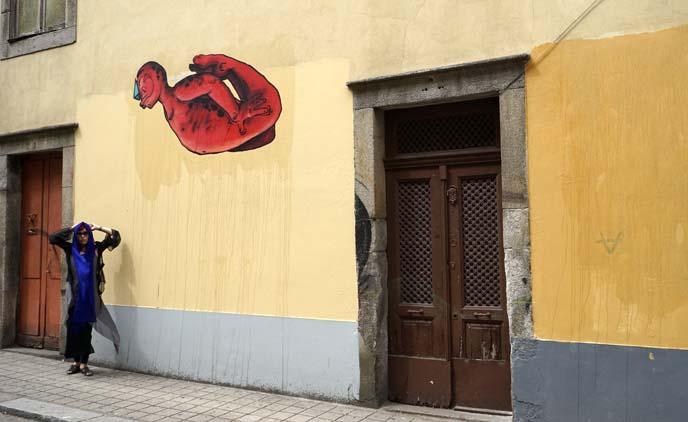 porto bombarda street art tour