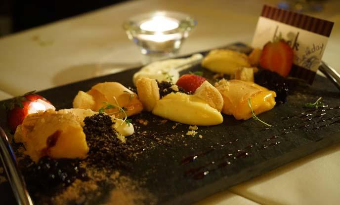porto desserts, sponge cake