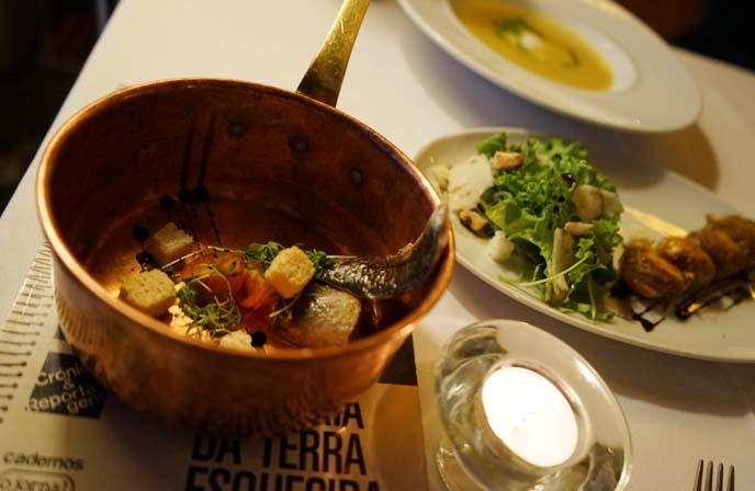 portuguese sardine restaurant
