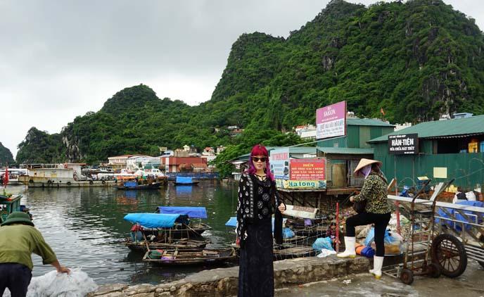 halong bay unesco heritage site
