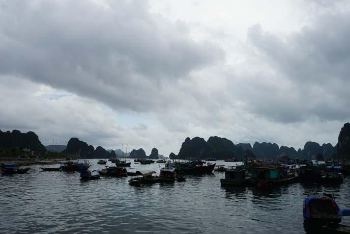vietnam famous islands, mountains