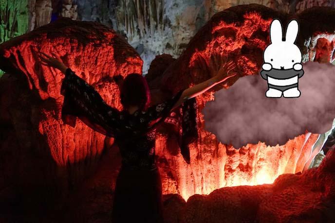 vietnam underground caves