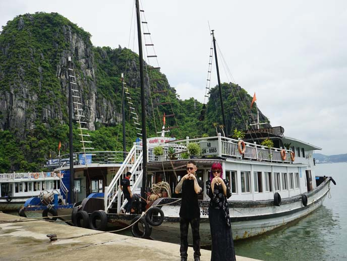 private cruise ha long bay