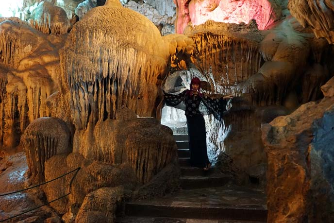 caving, cave tour vietnam