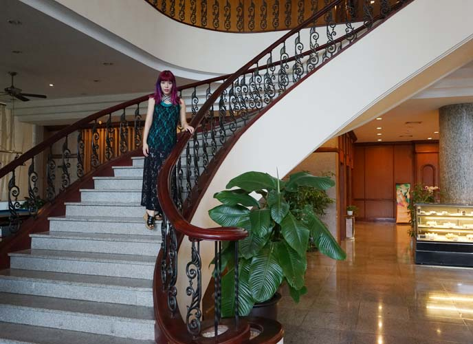 lobby ha long plaza hotel