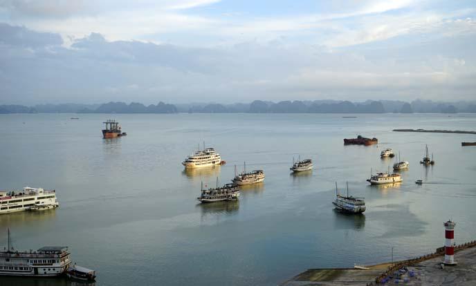 north vietnam cruise tour