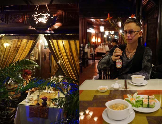 fine dining vietnam
