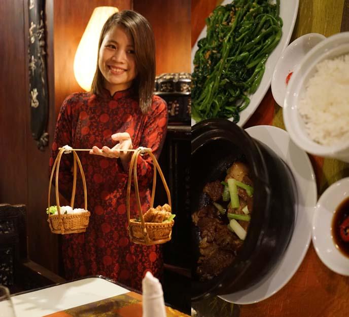 hanoi traditional authentic restaurant