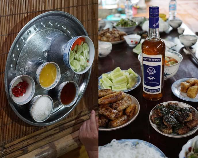 hanoi authentic food, restaurant