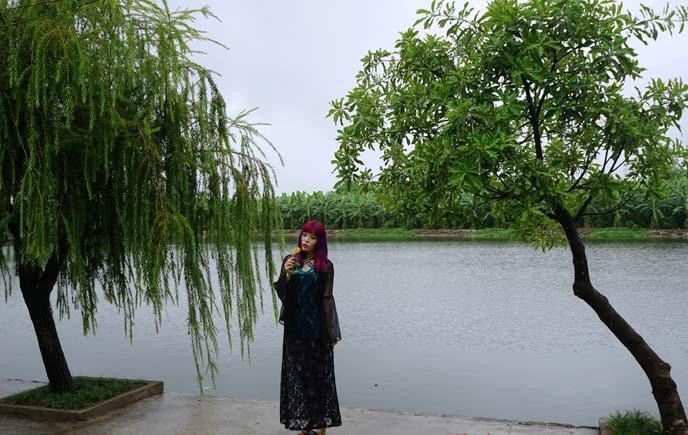 vietnamese girl, fashion