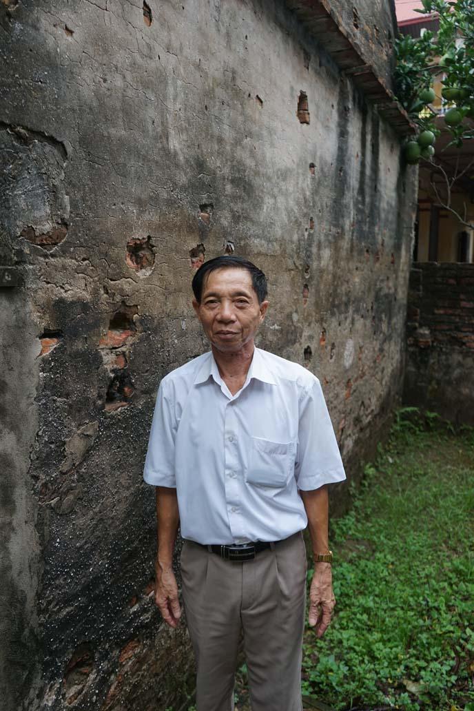 vietnam war historical house