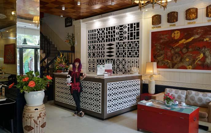Vietnam buddhism tattoos hanoi tattoo shops tran quoc for Hanoi boutique hotel