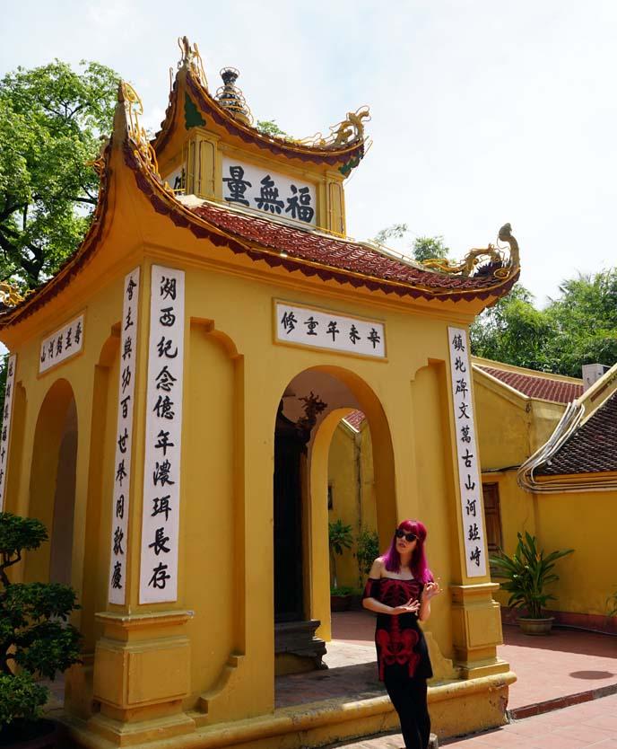 鎭國寺 vietnam buddhism shrine