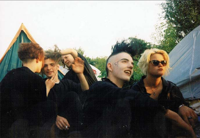 1992 wave gotik treffen photos