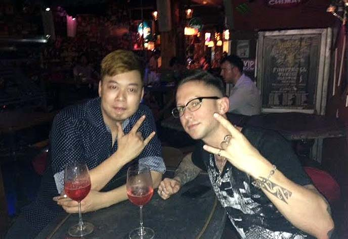hanoi rock alternative bar, live music club