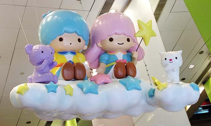 little twin stars kiki lala statue