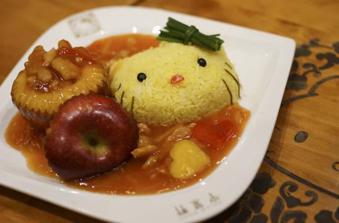 hello kitty theme restaurant, jordan kowloon