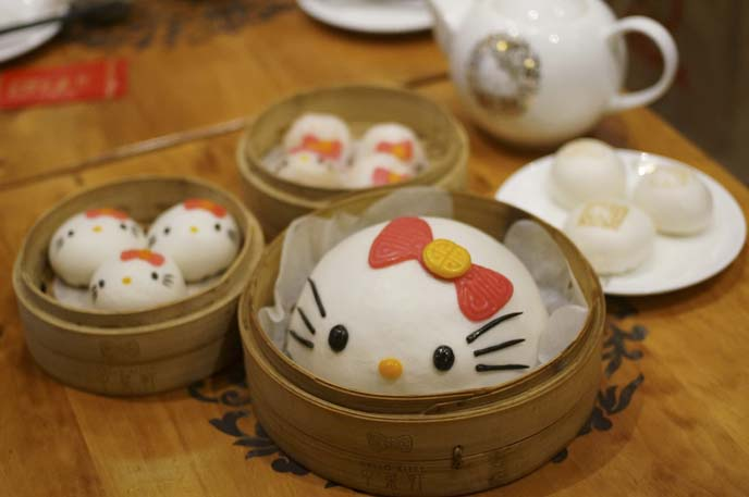 hello kitty chinese food, restaurant hong kong