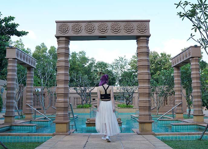 luxury art hotel siem reap
