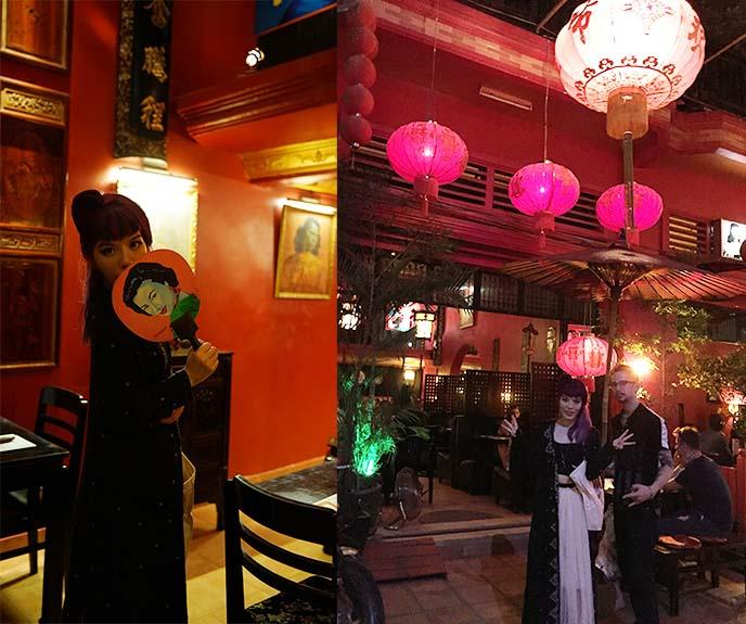 shanghai 1930s retro bar lounge