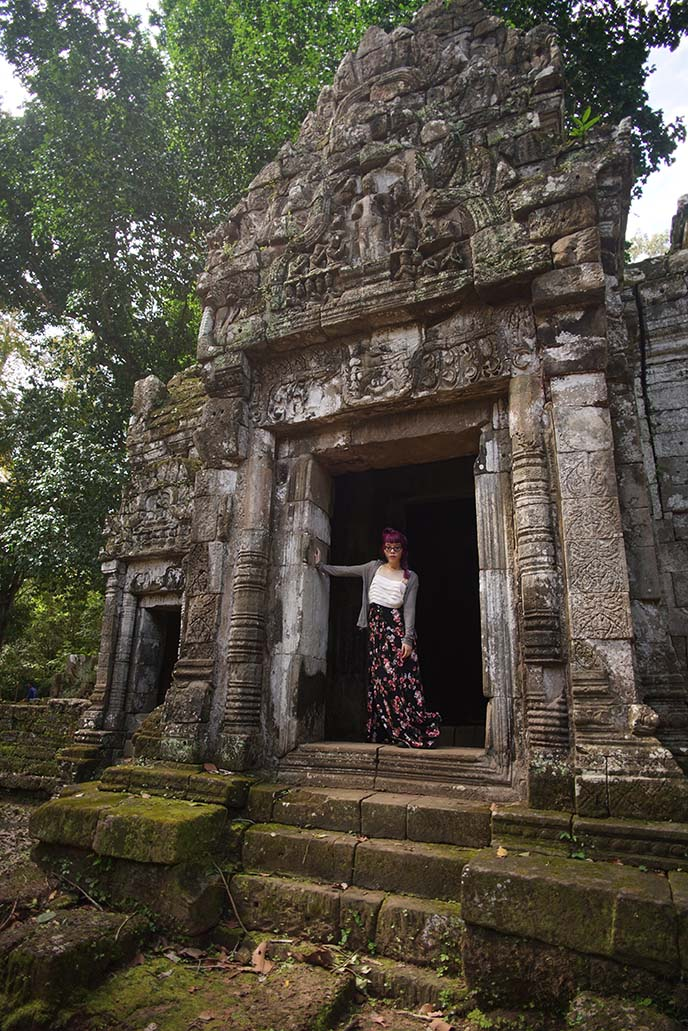 fashion blogger angkor wat cambodia