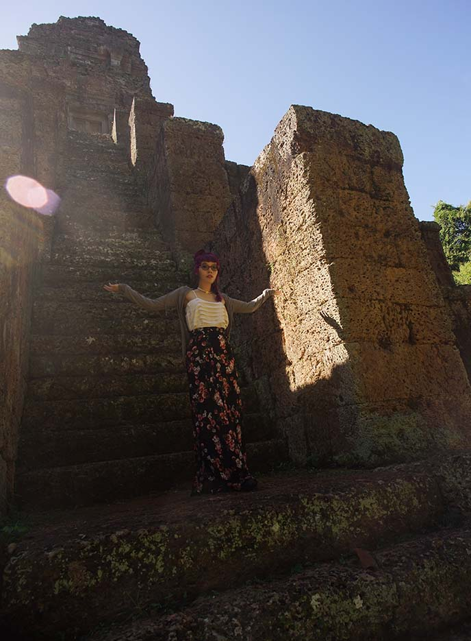khmer cambodian temples