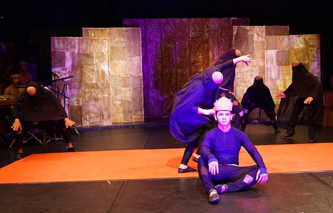 siem reap cambodia theater, dance performances