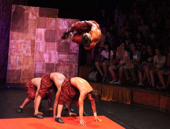 phare cambodia tumblers, acrobatics