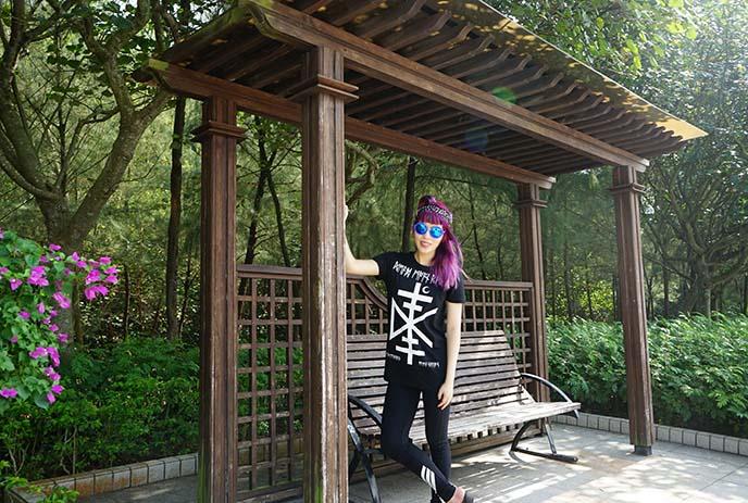 nu goth fashion, disturbia shirt