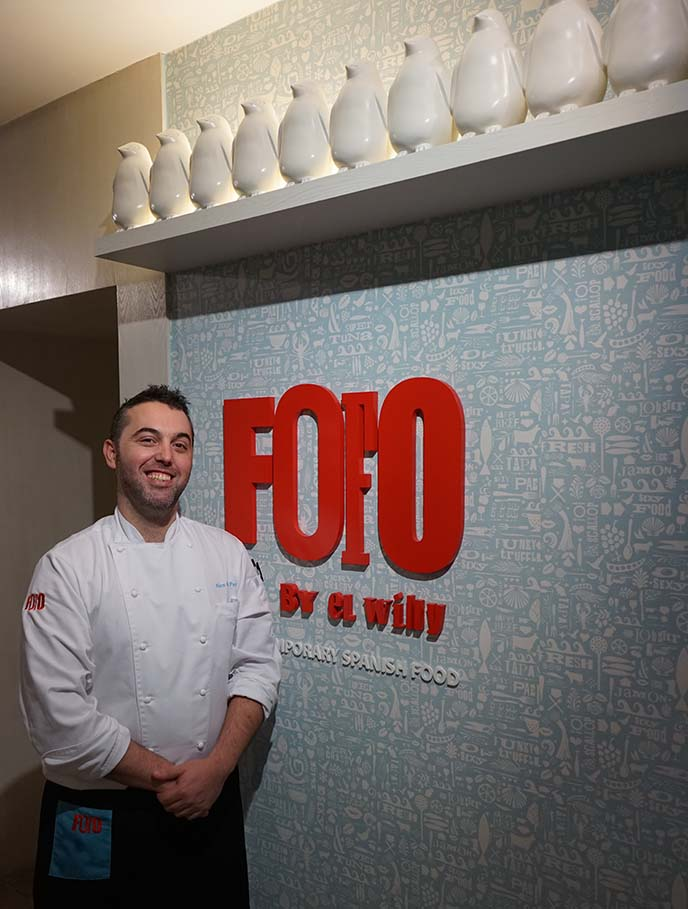fofo by el willy chef