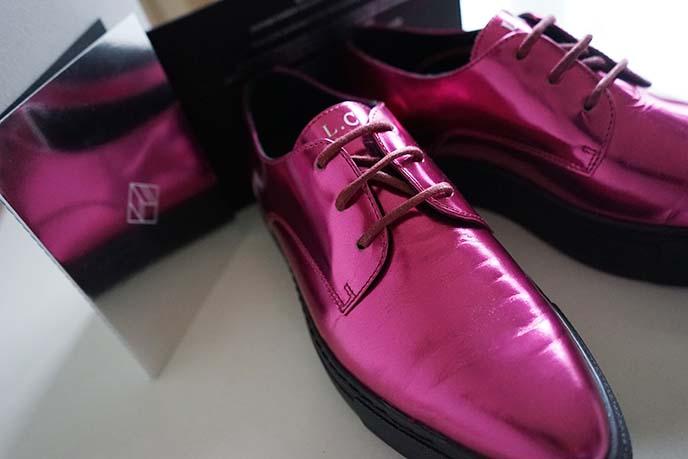 farfetch hoxton derby sneakers