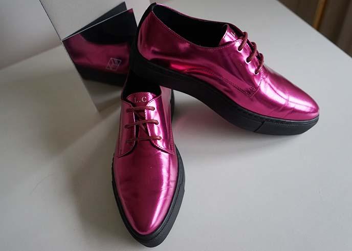 my swear customizable designer shoes
