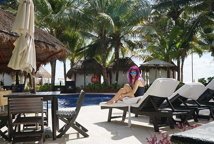 adult only pool, karisma mexico