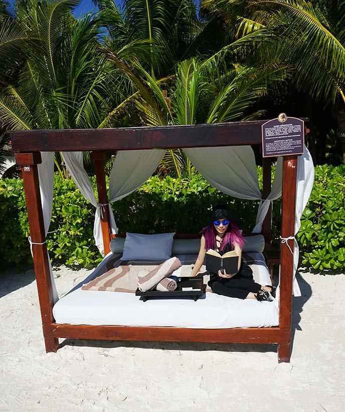 luxurious beach mexico vacation