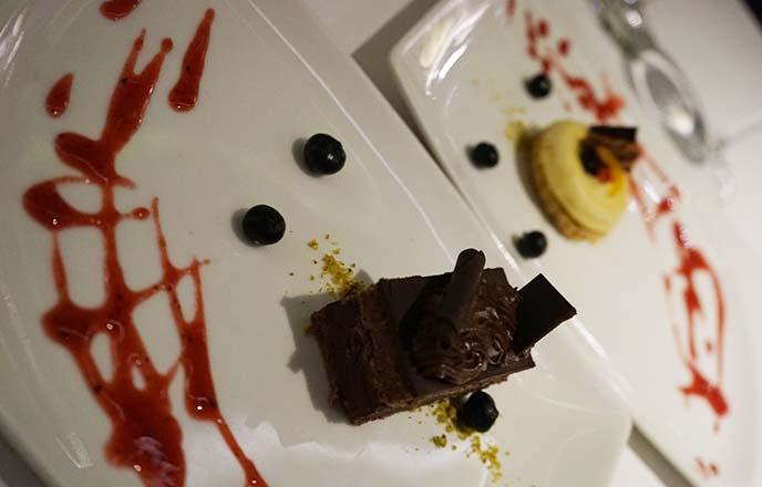 el dorado resort dessert