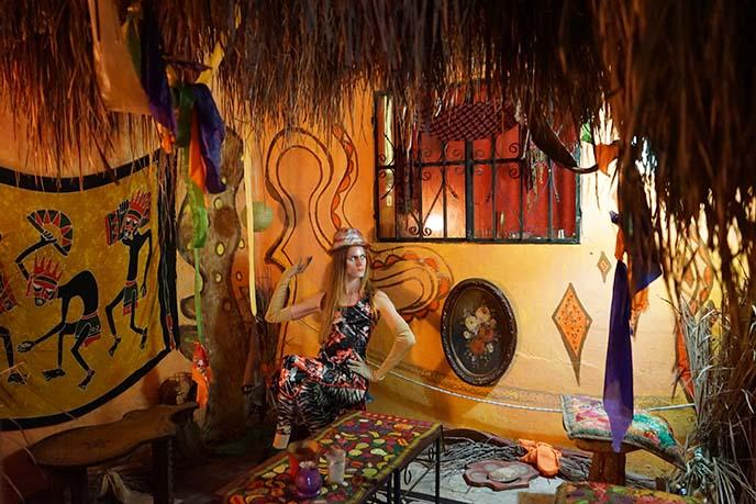 bizarre nightlife mexico
