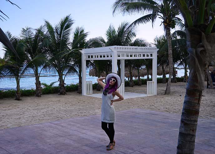 mexico resort beach