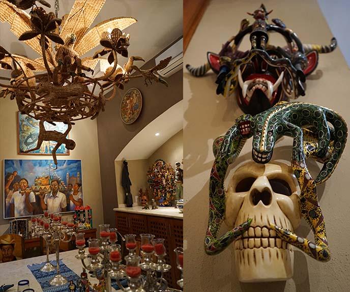 Casa de Los Venados museum