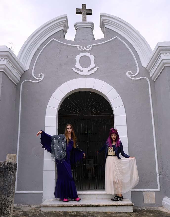 Valladolid cemetery