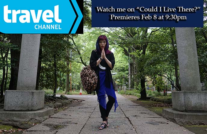 travel channel, could i live there?