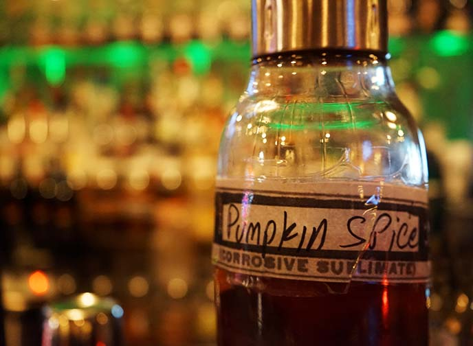 pumpkin spice alcohol