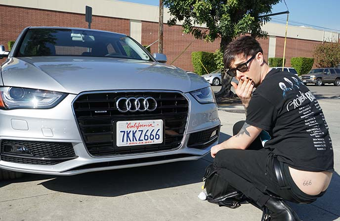 car rental startup silvercar