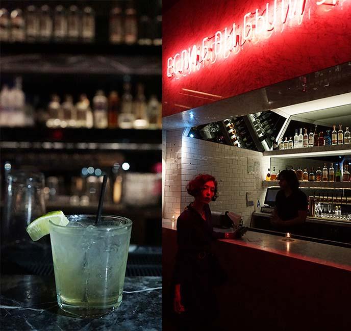 the lash, goth bar downtown la