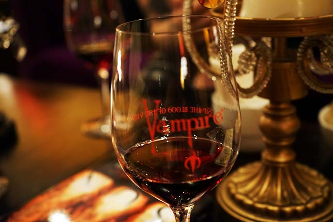 vampire vineyards red wine
