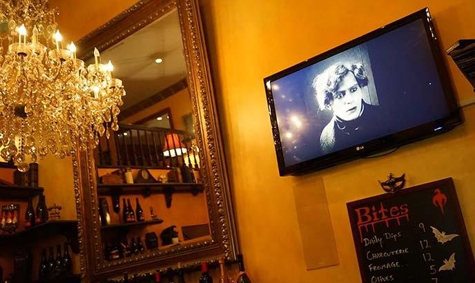 Vampire Wine And Tasting Room, beverly hills
