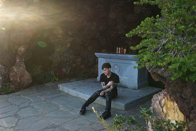 la celebrities graveyard
